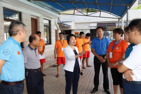 2017年海南省游泳救生员和游泳社会体育指导员培训班隆重开班
